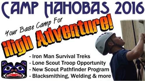 Click to find out more about 2016 Camp Hahobas Summer Camp Registration